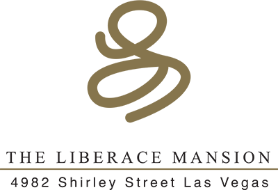 THE LIBERACE MANSION Main Logo